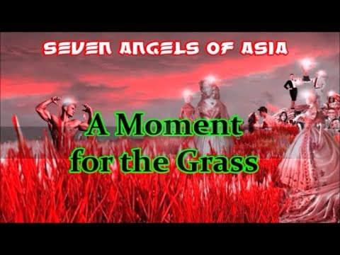 A MOMENT FOR THE GRASS - 7 Angels in Asia