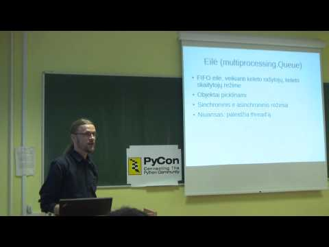 Image from Python Multiprocessing