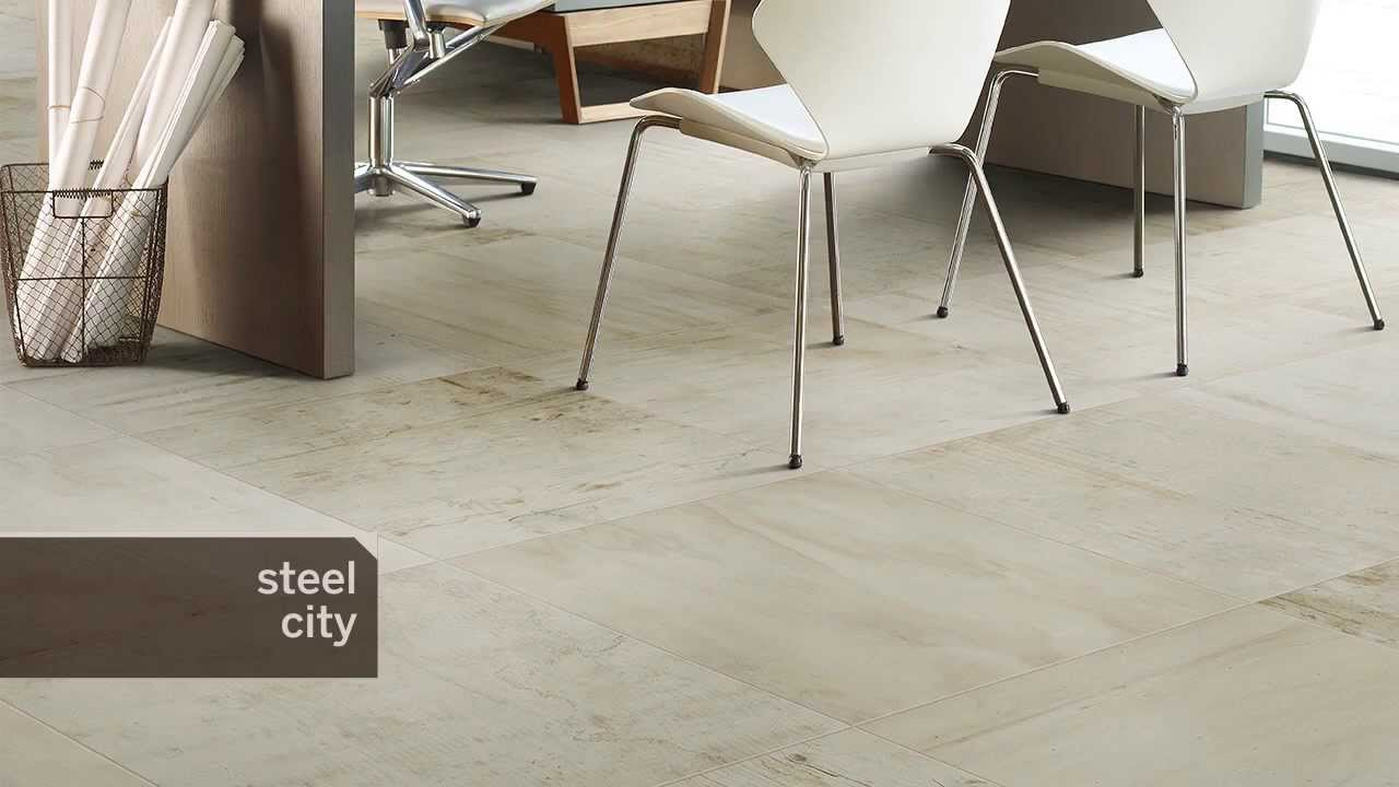 Reclamation Porcelain Tile Collection By Crossville
