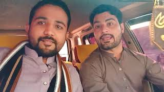 Rj Rameez Ali Hingorjo &Rj Rashid shah