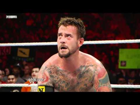 Mason Ryan's WWE Debut