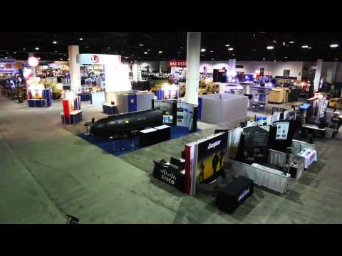 NDIA Time Lapse from the Tampa Convention Center