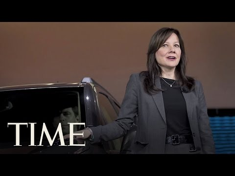 General Motors For Life: From College Intern To Corporate Ceo | TIME