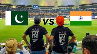 Watching live Asia Cup Pakistan vs India match at Dubai Cricket Stadium | FAT Engineers