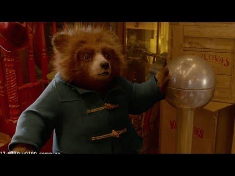 Bringing Paddington's visual effects to life - BBC Click