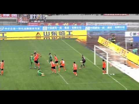 Wuhan Zall vs Beijing Guoan: Chinese Super League 2013 (Round 2)