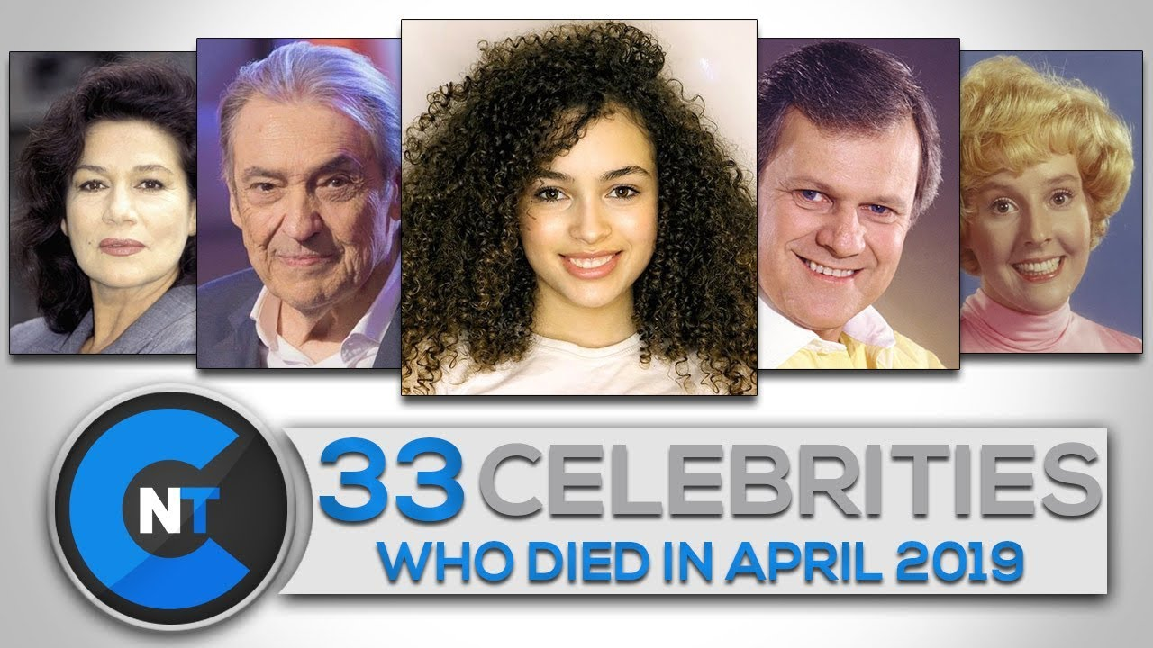 List of Celebrities Who Died I...