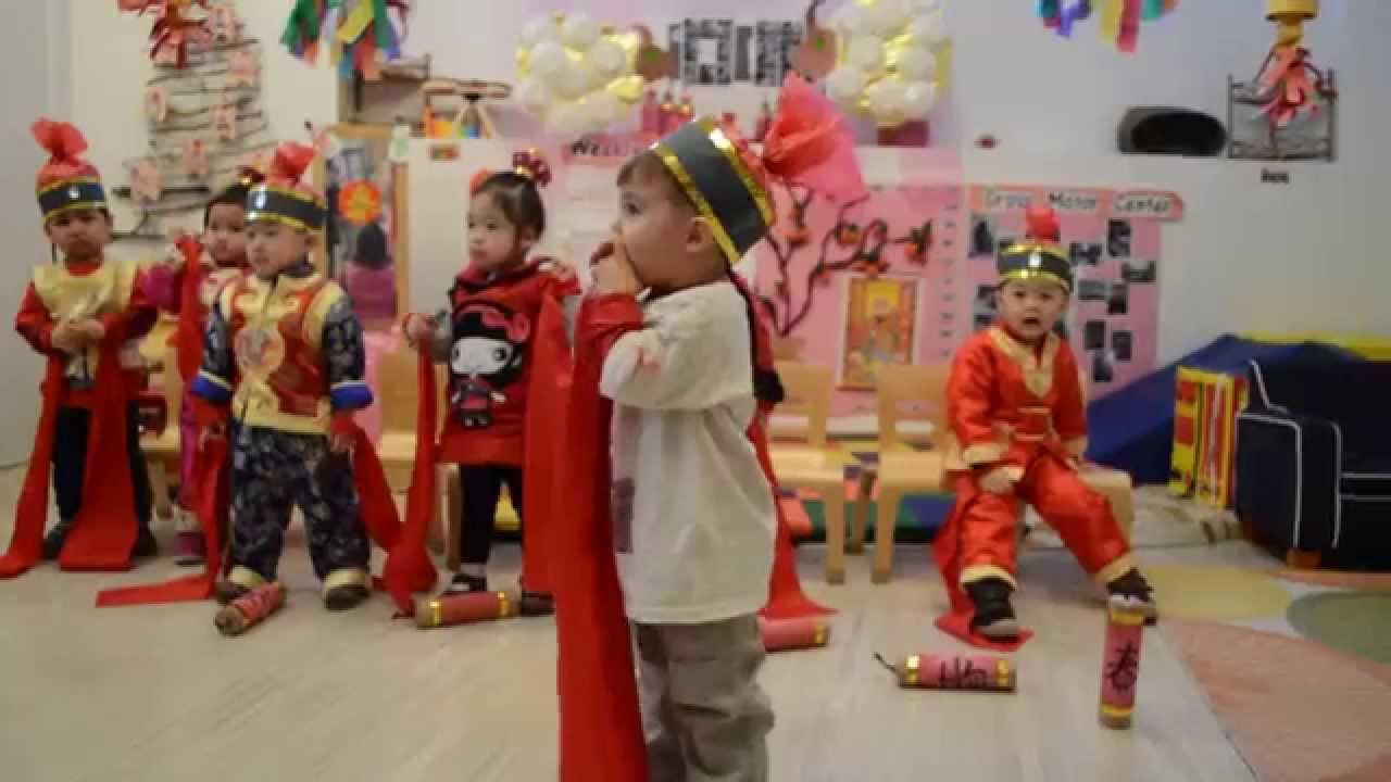 Chinese New Year Kon Gen International Preschool 2 Yr Olds 1 3 You