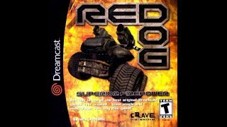 DREAMCAST NTSC GAMES: Red Dog: Superior Firepower