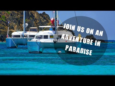 Barefoot Yacht Charters   Sailing in a Caribbean Paradise