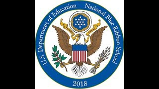 2018 National Blue Ribbon Schools Announcement