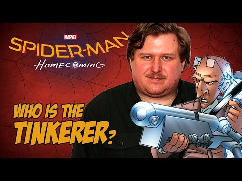 SpiderMan Homecoming  Who is the Tinkerer?