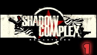 Shadow Complex Remastered - 100% Completion Walkthrough PT 1