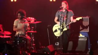 The Dandy Warhols - Not If You Were The Last Junkie On Earth (HD) Live in Paris 2012