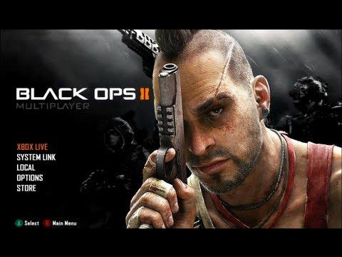 Vaas Plays Black Ops 2 (Soundboard Gaming)