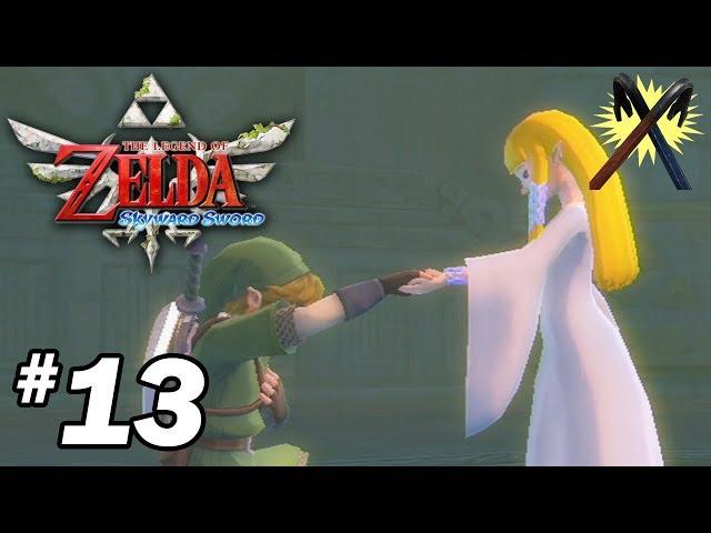 Story Time - Ricka's Zelda Skyward Sword Stream [Part 13]