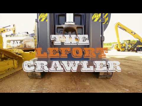 LEFORT America Presents: A LEFORT Crawler In The Old West