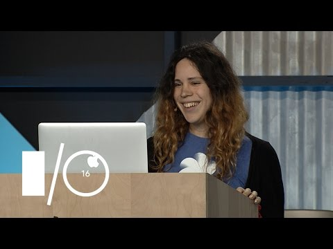 Live coding: Make a virtual reality game - Google I/O 2016