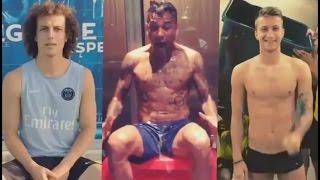 Baixar Ice Bucket Challenge Compilation ● FOOTBALL PLAYERS ● Ozil, David Luiz, Reus, Thiago Silva...