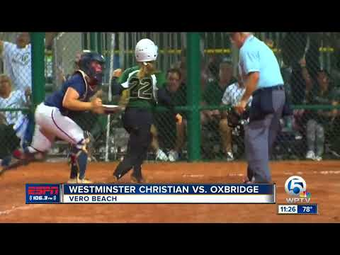 Oxbridge Academy Goes Toe-To-Toe With Westminister Christian