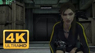Tomb Raider Underworld 4K ULTRA HD Resolution Gameplay | OLD IS GOLD at 4K #1
