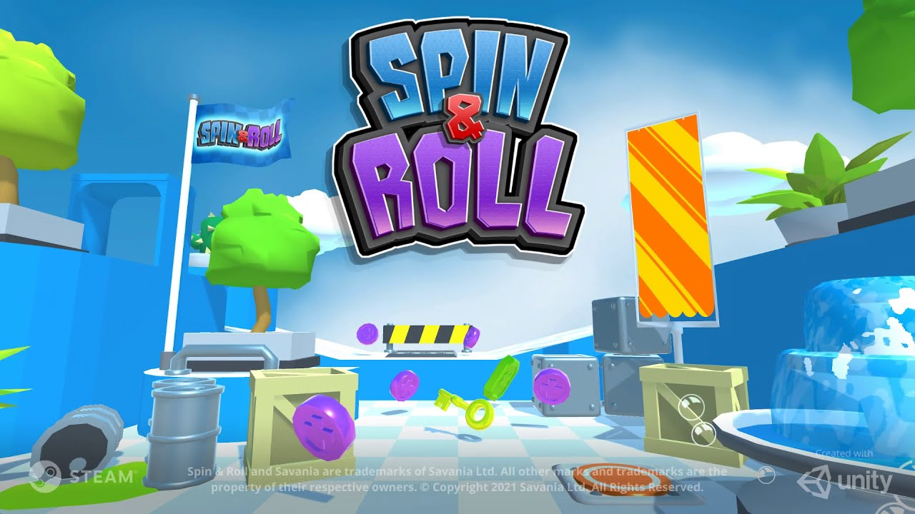 Spin & Roll - Official Trailer #1