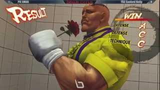 Next Level Battle Circuit 140 - USF4 - PIE Smug (Dudley) vs TSC Sanford Kelly (Oni)