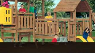 Guard Rails For Wooden Playsets
