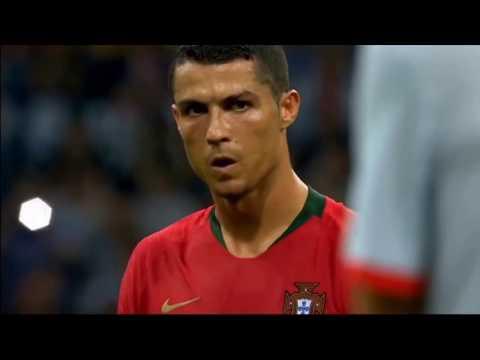 C・ロナウドがW杯初ハットトリック!4大会連続得点。スペイン対ポルトガル ハイライト Spain vs Portugal Highlight 2018 soccer world cup russia