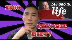 TLC'S My 600 Pound Life 1200 Calorie Diet