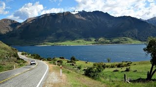 MY FAVOURITE DRIVE IN NEW ZEALAND - The Big NZ Road Trip [Wanaka]