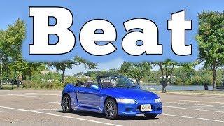 homepage tile video photo for 1991 Honda Beat: Regular Car Reviews