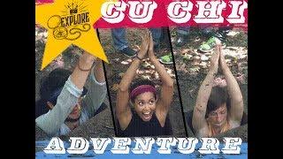 #WHERETONEXT Diaries In Vietnam: Cu Chi Adventure