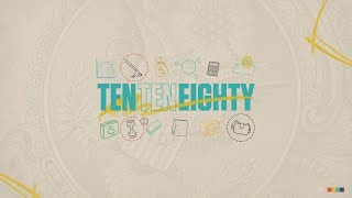 Ten Ten Eighty (Week 1): First Ten