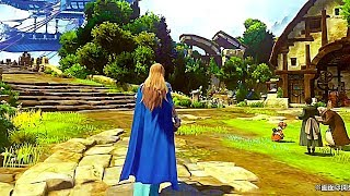 Granblue Fantasy Project Re: Link - Gameplay Demo (2018) PS4