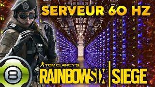 On test les nouveaux serveurs 60 Hz !! 🎉 - Match Classé - Rainbow Six Siege FR - Replay du 14.12.17