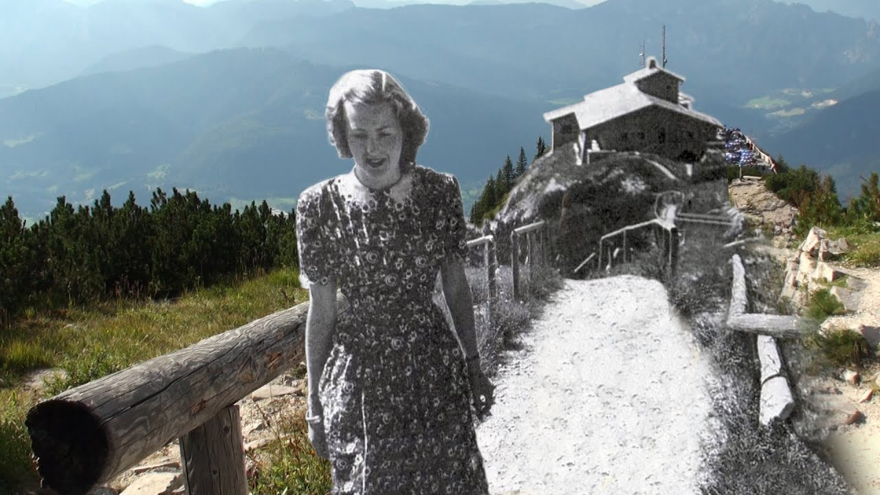 Obersalzberg Now Amp Then Episode 7 Kehlsteinhaus Part