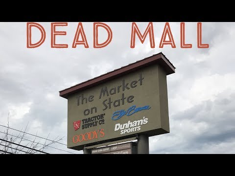 DEAD MALL|University Mall: Athens, OH