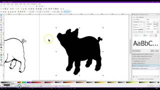 Creating a Silhouette from an image with a broken outline