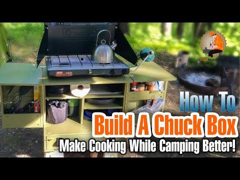 TBS Chuck Box Camp Kitchen