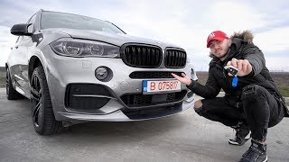 CE AM PRIMIT DE CRACIUN? *BMW X5 M50d*