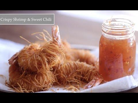 Crispy Shrimp & Sweet Chili