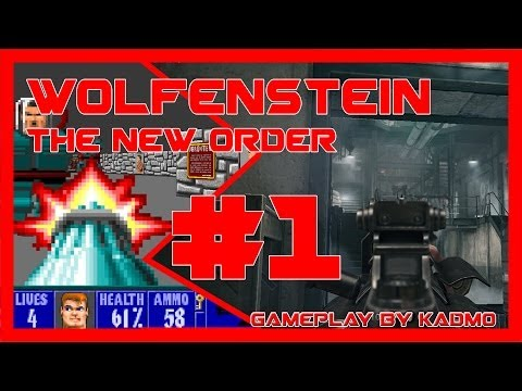 Wolfenstein The New Order | Gameplay | Español | #1