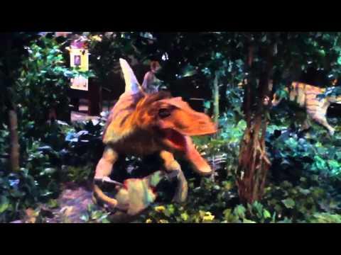 Saurornitholestes at DMNS T-Rex Encounter