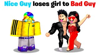Download NICE Guy loses Girl to BAD Guy.. She REGRETS her decision.. (Roblox)