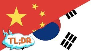 TL;DR - China vs Korea