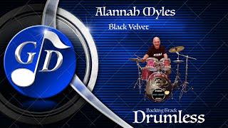 Alannah Myles - Black Velvet (Drumless-Backing Track)