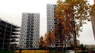 видео Аренда квартир  у метро Нагорная в Москве — снять квартиру