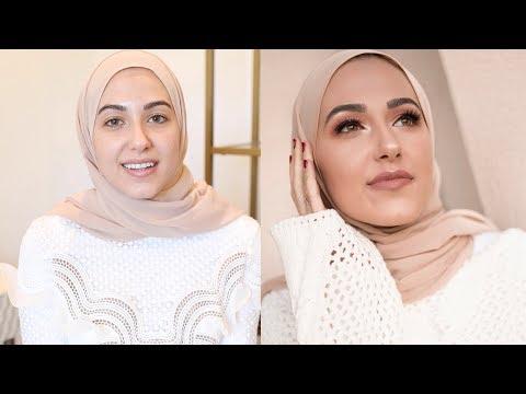 Affordable Glam Makeup Tutorial | Rose Gold Smokey Eye thumbnail