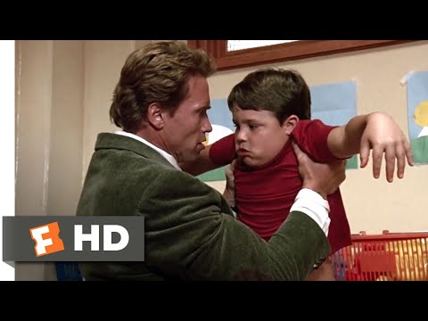 Kindergarten Cop (1990) - It's Not a Tumor! Scene (6/10)   Movieclips